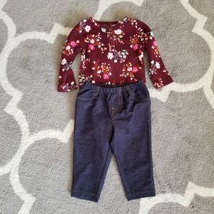 Carter's | matching set